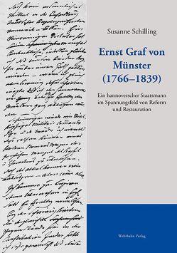 Ernst Graf von Münster (1766–1839) von Schilling,  Susanne