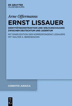 Ernst Lissauer von Offermanns,  Arne