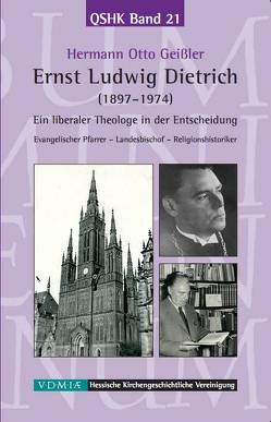 Ernst Ludwig Dietrich (1897–1974) von Geißler,  Hermann Otto