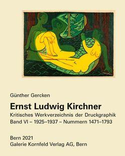 Ernst Ludwig Kirchner von Günther,  Gercken