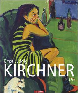 Ernst Ludwig Kirchner Kalender 2020 von Weingarten