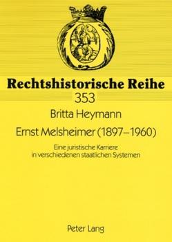 Ernst Melsheimer (1897-1960) von Heymann,  Britta