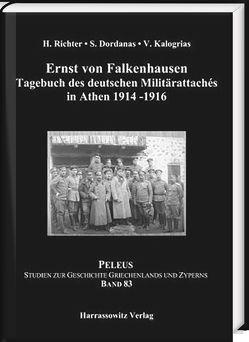 Ernst von Falkenhausen von Dordanas,  S., Kalogrias,  V., Richter,  H.