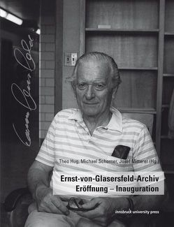 Ernst-von-Glasersfeld-Archiv von Hug,  Theo, Mitterer,  Josef, Schorner,  Michael
