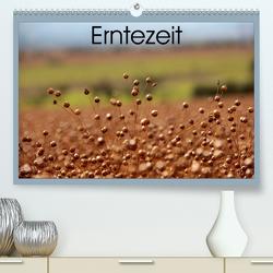 Erntezeit (Premium, hochwertiger DIN A2 Wandkalender 2021, Kunstdruck in Hochglanz) von Flori0