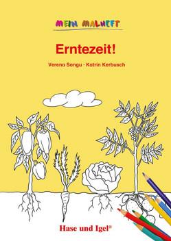 Erntezeit! von Kerbusch,  Katrin, Sangu,  Verena