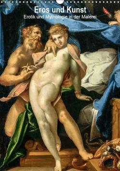Eros und Kunst (Wandkalender 2019 DIN A3 hoch) von N.,  N.