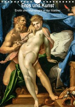 Eros und Kunst (Wandkalender 2021 DIN A4 hoch) von N.,  N.