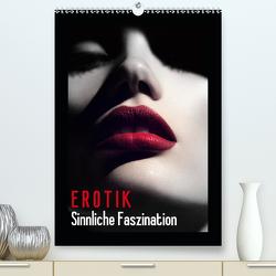 Erotik – Sinnliche Faszination (Premium, hochwertiger DIN A2 Wandkalender 2021, Kunstdruck in Hochglanz) von Stanzer,  Elisabeth