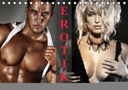 Erotik – Sinnliche Männer und Frauen (Tischkalender 2019 DIN A5 quer) von Stanzer,  Elisabeth