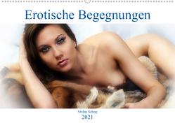 Erotische Begegnungen 2021 (Wandkalender 2021 DIN A2 quer) von Schug,  Stefan