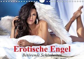 Erotische Engel – Betörende Schönheiten (Wandkalender 2018 DIN A4 quer) von Stanzer,  Elisabeth