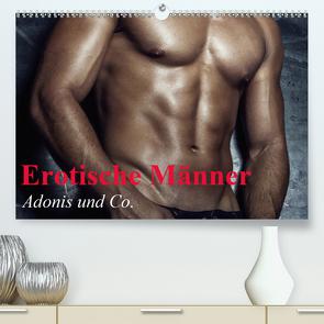 Erotische Männer – Adonis und Co. (Premium, hochwertiger DIN A2 Wandkalender 2021, Kunstdruck in Hochglanz) von Stanzer,  Elisabeth