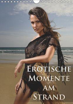 Erotische Momente am Strand (Wandkalender 2019 DIN A4 hoch) von Schoisswohl,  Silvio