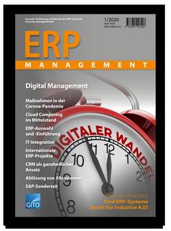 ERP Management 1/2020 E-Journal von Gronau,  Norbert