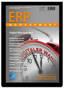 ERP Management 1/2020 von Gronau,  Norbert