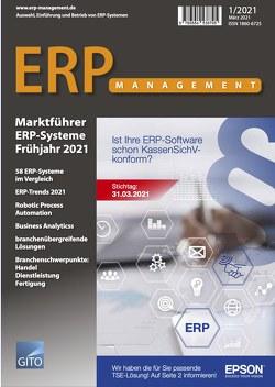 ERP Management 1/2021 E-Journal von Gronau,  Norbert