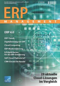 ERP Management 2/2019 E-Journal von Gronau,  Norbert