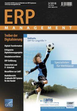 ERP Management 2/2018 von Gronau,  Norbert