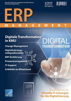 ERP Management 3/2019 von Gronau,  Norbert