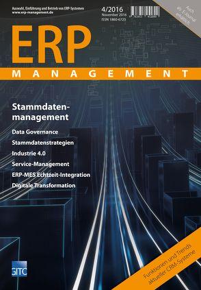 ERP Management 4/2016 von Gronau,  Norbert