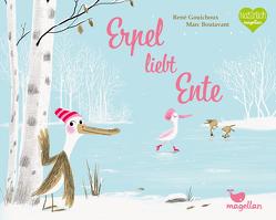 Erpel liebt Ente von Boutavant,  Marc, Gouichoux,  René, Taube,  Anna