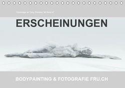 ERSCHEINUNGEN / BODYPAINTING & FOTOGRAFIE FRU.CH (Tischkalender 2019 DIN A5 quer) von Frutiger,  Beat