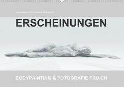 ERSCHEINUNGEN / BODYPAINTING & FOTOGRAFIE FRU.CH (Wandkalender 2021 DIN A2 quer) von Frutiger,  Beat