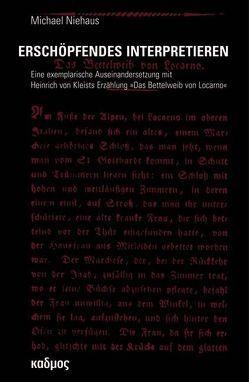 Erschöpfendes Interpretieren von Niehaus,  Michael