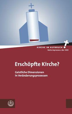 Erschöpfte Kirche? von Kleemann,  Juliane, Pompe,  Hans-Hermann