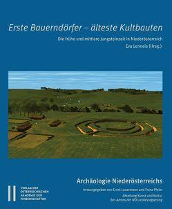 Erste Bauerndörfer – Älteste Kulturbauten von Lenneis,  Eva