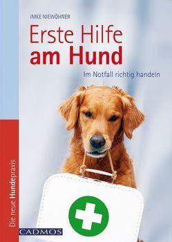 Erste Hilfe am Hund von Niewöhner,  Imke