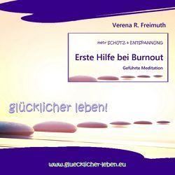 Erste Hilfe bei Burnout von Freimuth,  Verena