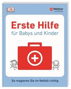 Erste Hilfe für Babys und Kinder von Malteser