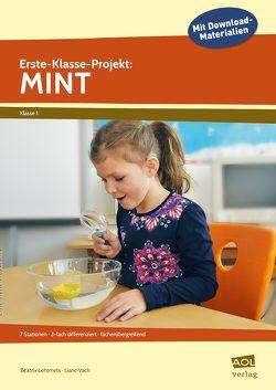 Erste-Klasse-Projekt: MINT von Lehtmets,  Beatrix, Vach,  Liane