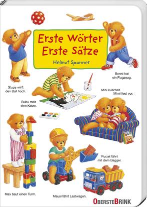 Erste Wörter – Erste Sätze von Spanner,  Helmut