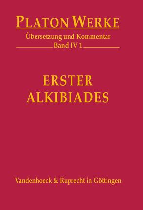 Erster Alkibiades von Döring,  Klaus, Platon