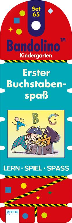Erster Buchstabenspaß von Barnhusen,  Friederike, Johannsen,  Bianca