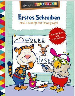 Erstes Schreiben von Carstens,  Birgitt, Wagner,  Charlotte
