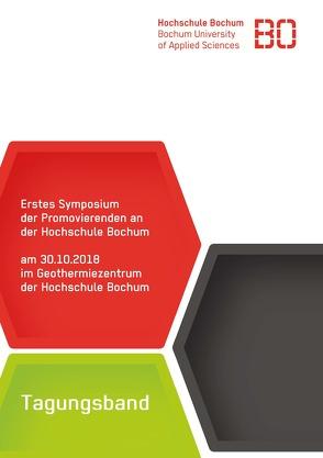 Erstes Symposium der Promovierenden an der Hochschule Bochum von Stietenroth,  Daniel