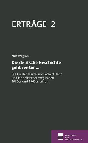 Erträge von Neuhaus,  Patrick, Wegner,  Nils
