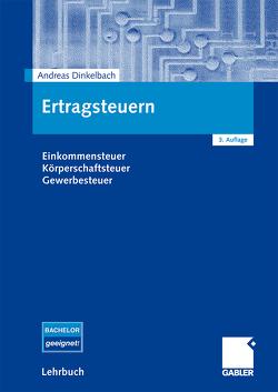 Ertragsteuern von Dinkelbach,  Andreas