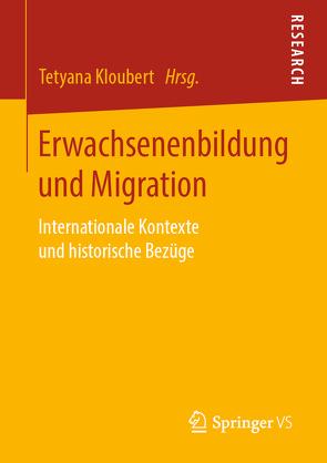 Erwachsenenbildung und Migration von Kloubert,  Tetyana