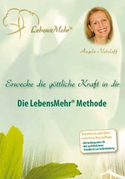 Erwecke die göttliche Kraft in Dir- CD beiliegend von Metzlaff,  Angela