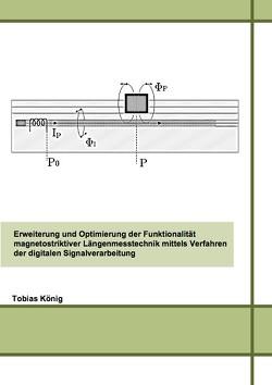 Erweiterung und Optimierung der Funktionalität magnetostriktiver Längenmesstechnik mittels Verfahren der digitalen Signalverarbeitung von König,  Tobias