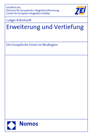 Erweiterung und Vertiefung von Kühnhardt,  Ludger