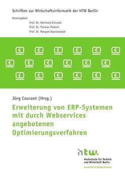 Erweiterung von ERP-Systemen mit durch Webservices angebotenen Optimierungsverfahren von Courant,  Jörg