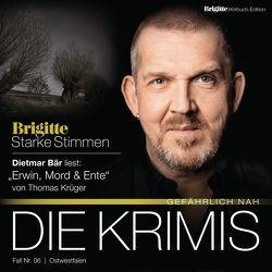 Erwin, Mord & Ente von Bär,  Dietmar, Krueger,  Thomas