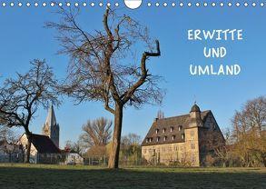 Erwitte und Umland (Wandkalender 2018 DIN A4 quer) von Ganz,  Andrea