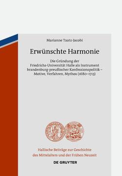 Erwünschte Harmonie von Taatz-Jacobi,  Marianne